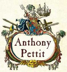 Anthony Pettits Crest